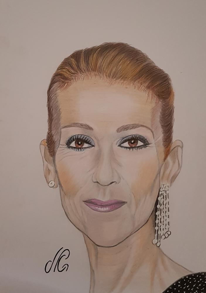 Céline Dion by Nicky08